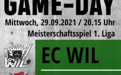 EC WIL – Red Lions Reinach